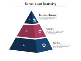Server Load Balancing Ppt Powerpoint Presentation Gallery Graphic Images Cpb