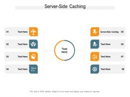Server Side Caching Ppt Powerpoint Presentation Show Pictures Cpb