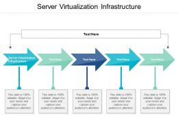 Server Virtualization Infrastructure Ppt Powerpoint Presentation Summary Information Cpb