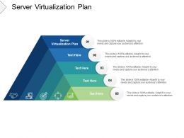 Server Virtualization Plan Ppt Powerpoint Presentation Ideas Microsoft Cpb