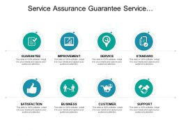 Service Assurance Guarantee Service Customer And Support