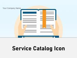 Service Catalog Icon Industry Automobile Commerce Company Sales Support