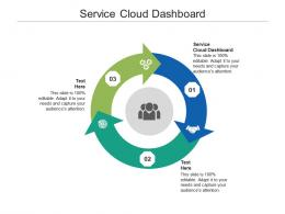 Service Cloud Dashboard Ppt Powerpoint Presentation Inspiration Information Cpb