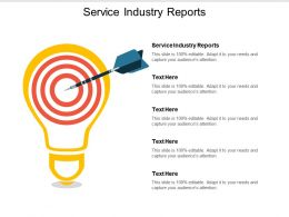 service_industry_reports_ppt_powerpoint_presentation_file_samples_cpb_Slide01