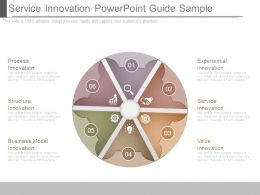 Service Innovation Powerpoint Guide Sample