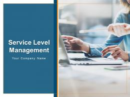 Service Level Management Powerpoint Presentation Slides