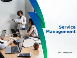 Service Management Powerpoint Presentation Slides