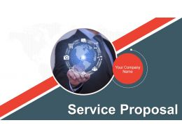Service Proposal Powerpoint Presentation Slides