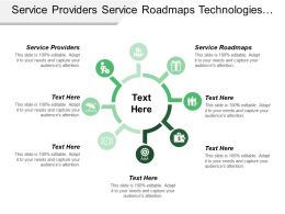 Service Providers Service Roadmaps Technologies Shape Near Future