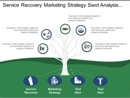 Service Recovery Marketing Strategy Swot Analysis Segmentation Target Market