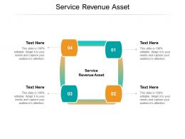 Service Revenue Asset Ppt Powerpoint Presentation Styles Pictures Cpb