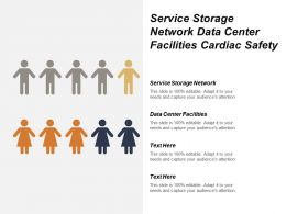 Service Storage Network Data Center Facilities Cardiac Safety