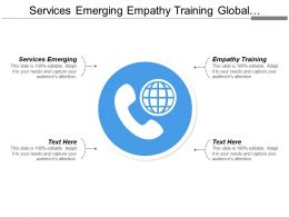 Services Emerging Empathy Training Global Accountability Emotion Rising