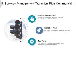 Services Management Transition Plan Commercial Advertising Organizational Structure Cpb