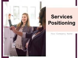 Services Positioning Powerpoint Presentation Slides