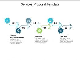 Services Proposal Template Ppt Powerpoint Presentation Layouts Design Templates Cpb