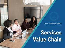 Services Value Chain Analysis Management Industry Framework Financial Organization