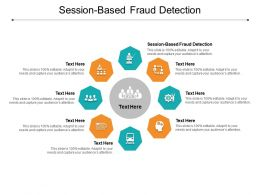 Session Based Fraud Detection Ppt Powerpoint Presentation Styles Deck Cpb