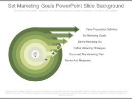 set_marketing_goals_powerpoint_slide_background_Slide01