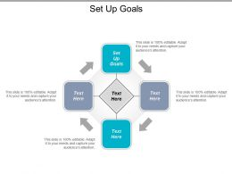 Set Up Goals Ppt Powerpoint Presentation Infographics Background Designs Cpb