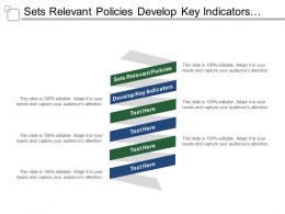 Sets Relevant Policies Develop Key Indicators Review Mysp Annually