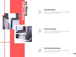Setting Product Strategy Technology Ppt Powerpoint Presentation Professional Demonstration