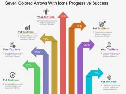 seven_colored_arrows_with_icons_progressive_success_flat_powerpoint_design_Slide01