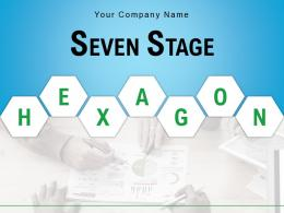 Seven Stage Hexagon Product Development Business Analysis Marketing Strategy