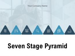Seven Stage Pyramid Hierarchy Business Process Improvement Valuation Portfolio Management