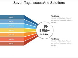 Seven Tags Issues And Solutions