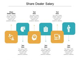 Share Dealer Salary Ppt Powerpoint Presentation Professional Deck Cpb