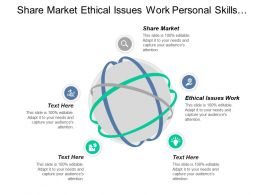Share Market Ethical Issues Work Personal Skills Training Cpb