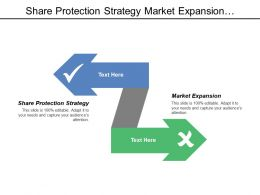 Share Protection Strategy Market Expansion Multinational Strategy Margin Improvement