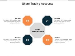 Share Trading Accounts Ppt Powerpoint Presentation Icon Slides Cpb