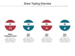 Share Trading Overview Ppt Powerpoint Presentation Infographics Design Templates Cpb