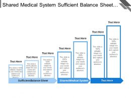 Shared Medical System Sufficient Balance Sheet Market Management