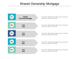 Shared Ownership Mortgage Ppt Powerpoint Presentation Professional Ideas Cpb