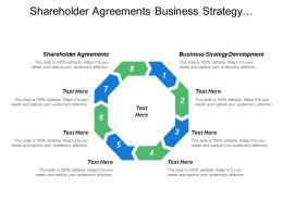 Shareholder Agreements Business Strategy Development Human Capital Development
