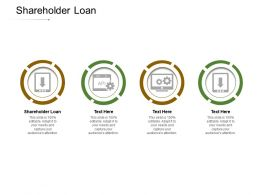 Shareholder Loan Ppt Powerpoint Presentation Professional Slide Download Cpb