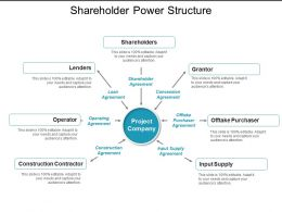 Shareholder Power Structure
