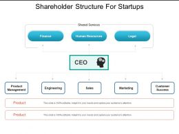 Shareholder Structure For Startups