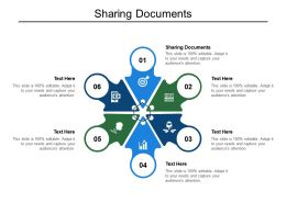Sharing Documents Ppt Powerpoint Presentation Infographic Template Slideshow Cpb