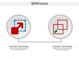 Shift Icons
