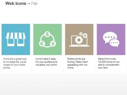 shop_finance_marketing_optimization_talking_ppt_icons_graphics_Slide01