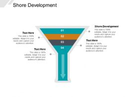 Shore Development Ppt Powerpoint Presentation Layouts Graphics Template Cpb
