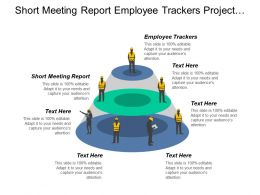 Short Meeting Report Employee Trackers Project Management Workflow Cpb
