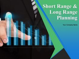 Short Range And Long Range Planning Powerpoint Presentation Slides