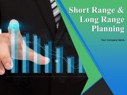 Short Range And Long Range Planning Powerpoint Presentation Slides