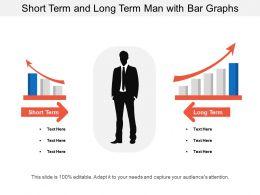 short_term_and_long_term_man_with_bar_graphs_Slide01