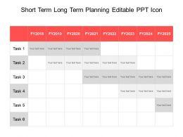 short_term_long_term_planning_editable_ppt_icon_Slide01
